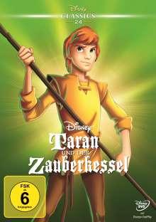 Taran und der Zauberkessel, DVD
