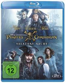 Pirates of the Caribbean: Salazars Rache (Blu-ray), Blu-ray Disc