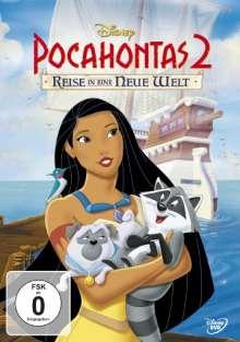 Pocahontas 2 - Reise in eine neue Welt, DVD