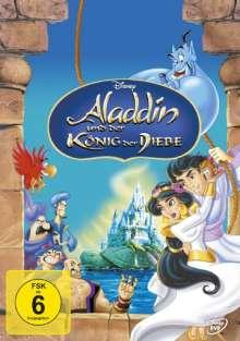 Aladdin und der König der Diebe, DVD