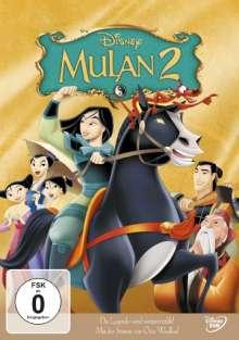 Mulan 2, DVD