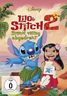 Lilo & Stitch 2, DVD