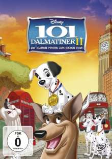 101 Dalmatiner 2: Auf kleinen Pfoten zum großen Star, DVD
