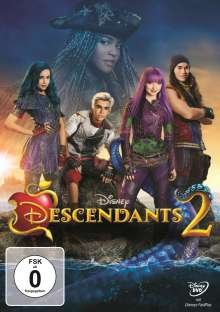 Descendants 2, DVD