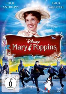 Mary Poppins (Jubiläumsedition), DVD