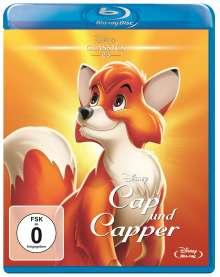Cap und Capper (Blu-ray), Blu-ray Disc
