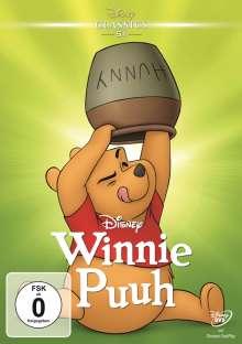 Winnie Puuh, DVD