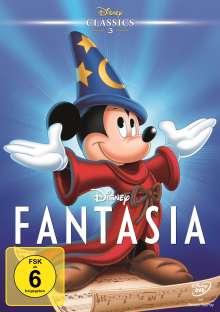 Fantasia, DVD