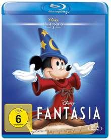 Fantasia (Blu-ray), Blu-ray Disc