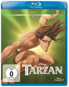 Tarzan (1999) (Blu-ray), Blu-ray Disc