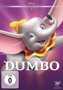 Dumbo (1941), DVD