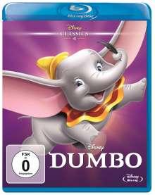 Dumbo (1941) (Blu-ray), Blu-ray Disc