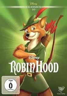 Robin Hood (1973), DVD