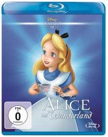 Alice im Wunderland (1951) (Blu-ray), Blu-ray Disc