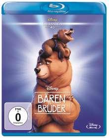 Bärenbrüder (Blu-ray), Blu-ray Disc