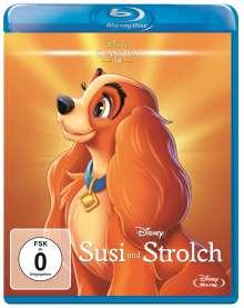 Susi und Strolch (Blu-ray), Blu-ray Disc