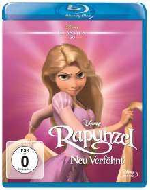Rapunzel - Neu verföhnt (Blu-ray), Blu-ray Disc