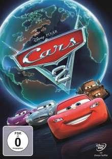 Cars 2, DVD
