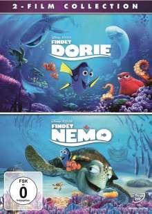 Findet Dorie / Findet Nemo, 2 DVDs