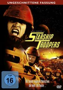 Starship Troopers, DVD
