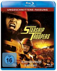 Starship Troopers (Blu-ray), Blu-ray Disc