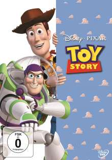 Toy Story, DVD