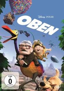 Oben, DVD
