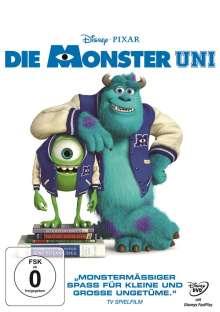 Die Monster Uni, DVD
