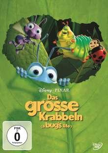 Das grosse Krabbeln, DVD
