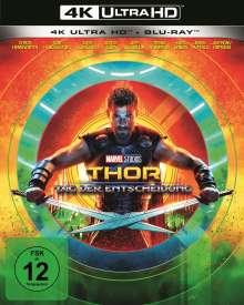Thor: Tag der Entscheidung (Ultra HD Blu-ray & Blu-ray), 2 Ultra HD Blu-rays