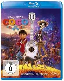 Coco (Blu-ray), Blu-ray Disc