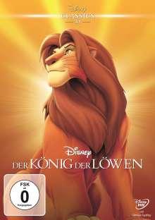 Der König der Löwen (1994), DVD