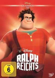 Ralph reicht's, DVD