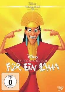 Ein Königreich für ein Lama, DVD