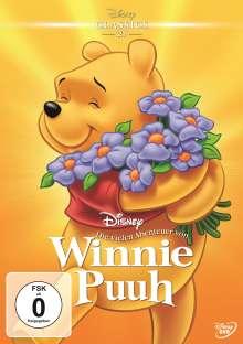 Die vielen Abenteuer von Winnie Puuh, DVD