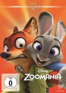 Zoomania, DVD