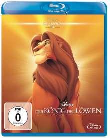 Der König der Löwen (Blu-ray), Blu-ray Disc