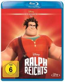 Ralph reicht's (Blu-ray), Blu-ray Disc