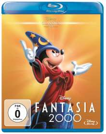 Fantasia 2000 (Blu-ray), Blu-ray Disc