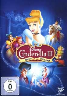 Cinderella 3 - Wahre Liebe siegt, DVD