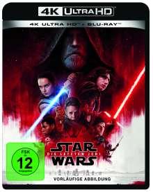 Star Wars 8: Die letzten Jedi (Ultra HD Blu-ray & Blu-ray), 3 Ultra HD Blu-rays