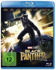 Black Panther (Blu-ray), Blu-ray Disc