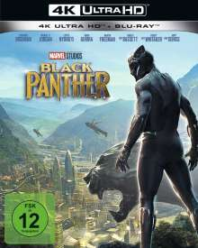 Black Panther (Ultra HD Blu-ray & Blu-ray), Ultra HD Blu-ray