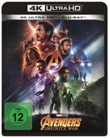 Avengers: Infinity War (Ultra HD Blu-ray & Blu-ray), Ultra HD Blu-ray