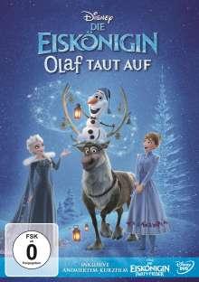 Die Eiskönigin: Olaf taut auf & Die Eiskönigin: Party Fieber, DVD
