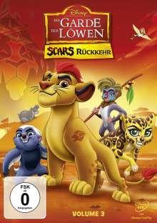 Die Garde der Löwen Vol. 3: Scars Rückkehr, DVD