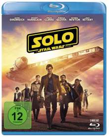 Solo: A Star Wars Story (Blu-ray), Blu-ray Disc
