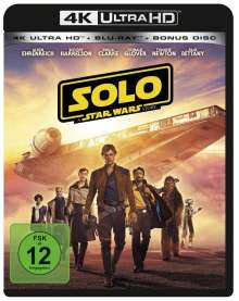 Solo: A Star Wars Story (Ultra HD Blu-ray & Blu-ray), Ultra HD Blu-ray