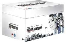 Grey's Anatomy Season 1-14 (UK Import), 82 DVDs