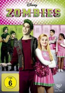 Disney Zombies, DVD
